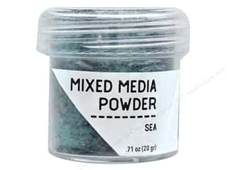 Clearance: Ranger Embossing Powder Mixed Media Sea