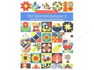 books & patterns: That Patchwork Place The Splendid Sampler 2 Book