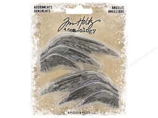 Tim Holtz Idea-ology Christmas Adornments Angelic