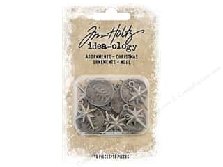 Tim Holtz Idea-ology Christmas Adornments