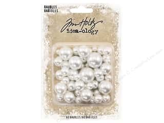 scrapbooking & paper crafts: Tim Holtz Idea-ology Christmas Baubles