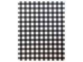 scrapbooking & paper crafts: American Crafts Collection Poster Shop Poster Board Plaid White