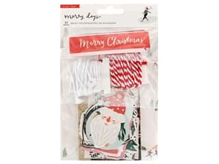Crate Paper Collection Merry Days Tag Kit