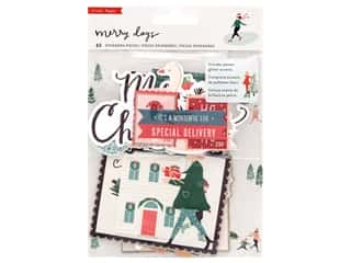 Crate Paper Collection Merry Days Ephemera