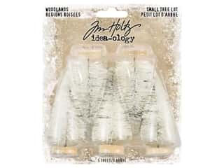 Tim Holtz Idea-ology Christmas Woodland Tree Small