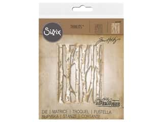 Sizzix Dies Tim Holtz Thinlits Branched Birch