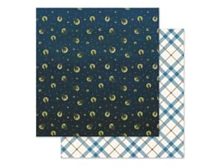 Clearance: Echo Park Collection Adventure Awaits Paper 12 in. x 12 in. Fireflies (25 pieces)