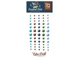 Clearance: Echo Park Collection Adventure Awaits Enamel Dots