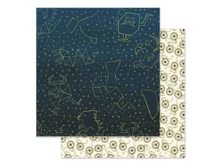 Clearance: Echo Park Collection Adventure Awaits Paper 12 in. x 12 in. Written In The Stars (25 pieces)