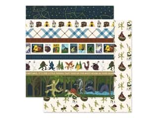 Clearance: Echo Park Collection Adventure Awaits Paper 12 in. x 12 in. Border Strips (25 pieces)