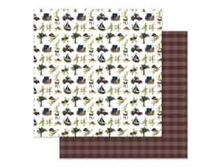 Clearance: Echo Park Collection Adventure Awaits Paper 12 in. x 12 in. Off To Adventure (25 pieces)