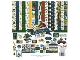"""Echo Park Collection Adventure Awaits Collection Kit 12""""x 12"""""""