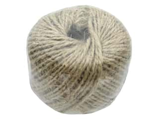 Jute twine: Sierra Pacific Crafts Decor Jute Twine 50 m Natural