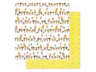 Photo Play 12 x 12 in. Paper Birthday Wishes Girl Birthday Girl (25 pieces)