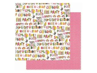 Photo Play 12 x 12 in. Paper Birthday Wishes Girl Your Special Day (25 pieces)