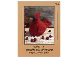 books & patterns: Cottonwood Creations Cardinal Pattern