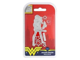 Character World Die/Stamp DC Comics Wonder Woman Amazing Amazon