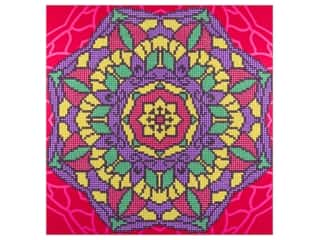 Diamond Art Kit 12 x 12 in. Mandala