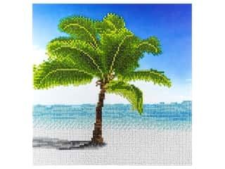 craft & hobbies: Diamond Art Kit 12 x 12 in. Paradise