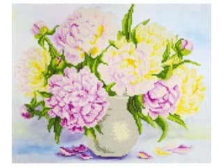 Diamond Art Kit 14 x 16 in. Flower Bouquet