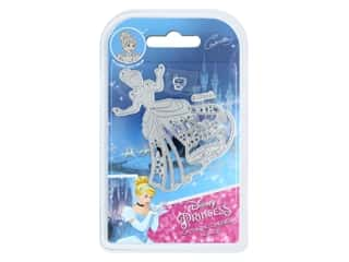 scrapbooking & paper crafts: Character World Die/Stamp Disney Cinderella