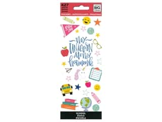 scrapbooking & paper crafts: Me&My Big Ideas Sticker Value Pack School