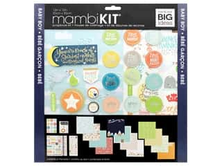 Me&My Big Ideas Kit Scrapbook 12 in. x 12 in. Baby Boy