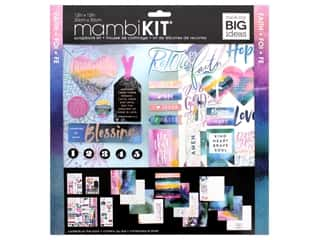 Me&My Big Ideas Kit Scrapbook 12 in. x 12 in. Faith