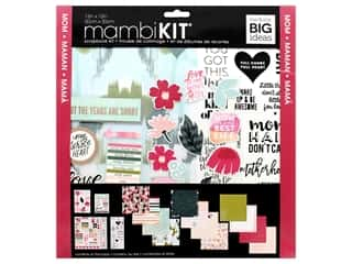 Me&My Big Ideas Kit Scrapbook 12 in. x 12 in. Mom