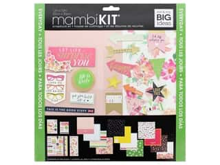 scrapbooking & paper crafts: Me&My Big Ideas Kit Scrapbook 12 in. x 12 in. Everyday