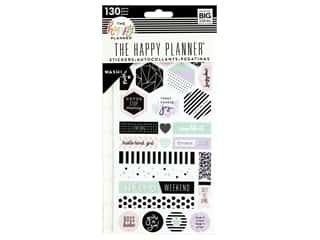 Me&My Big Ideas Happy Planner Sticker Live Big