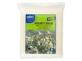 Pellon Batting Nature's Touch Cotton Craft Natural