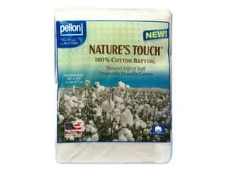 Pellon Batting Nature's Touch Cotton Queen Natural