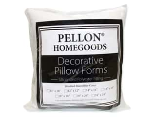 Clearance: Pellon Pillow Form Square 16 in. x 16 in. White