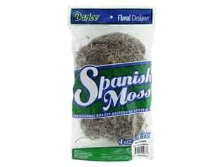 Darice Floral Moss 4 oz Spanish Grey