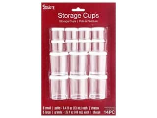 Darice Studio 71 Storage Cups 14 pc