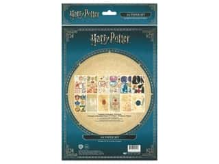 projects & kits: Character World Paper Kit 24 pc Warner Bros Harry Potter