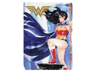 Paper House Collection Life Organized Journal Soft Cover DC Comics Wonder Woman