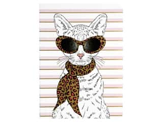 Paper House Life Organized Journal Soft Cover Fashion Cat