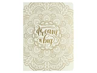 Paper House Life Organized Journal Soft Cover Dream Big