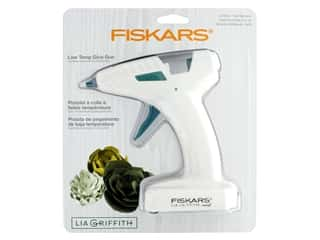 glues, adhesives & tapes: Fiskars Lia Griffith Glue Gun Mini Low Temp Cordless