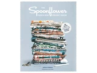 Abrams The Spoonflower Quick-Sew Project Book
