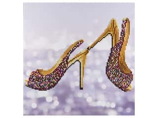 Diamond Art Kit 12 x 12 in. High Heels