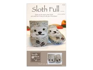 Vanilla House Sloth Full Pattern