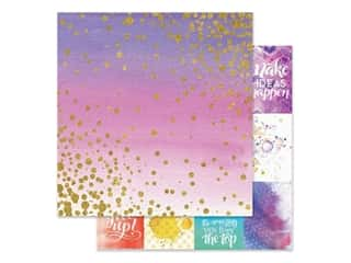 watercolor paper: Paper House Paper 12 in. x 12 in. Sparkle (15 pieces)