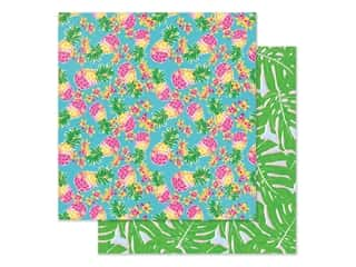 Paper House Paper 12 in. x 12 in. Pineapples (15 pieces)