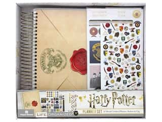 Paper House Collection Life Organized Planner Mini Set Harry Potter