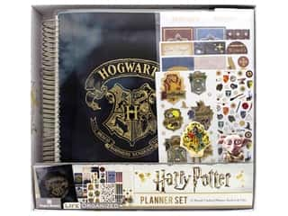 Paper House Collection Life Organized Planner Set Warner Bros Harry Potter