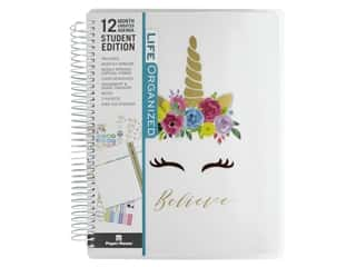 Paper House Collection Life Organized Planner 12 Month Student