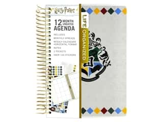 Paper House Collection Life Organized Mini Planner 12 Month Harry Potter